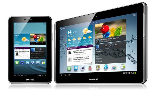 Samsung introduce en México su línea GALAXY Tab 2 en tamaños de 7 y 10.1 pulgadas - samsung-galaxy-tab