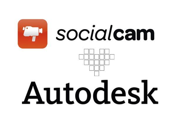 Autodesk compra socialcam AutoDesk compra a SocialCam por $60 millones de dólares