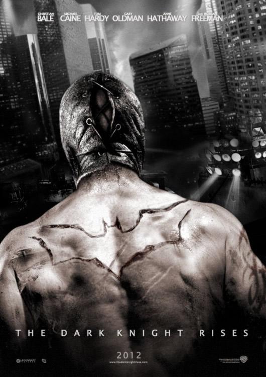 Posters de Batman The Dark Knight Rises - Batman-The-Dark-Knight-Rises-poster-3