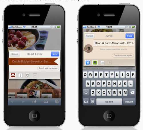Sleipnir, otra alternativa de navegador para tu móvil
