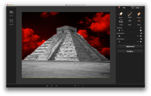 Color Splash Smart, increíble y sencilla aplicación para agregar efectos a tus fotos en Mac