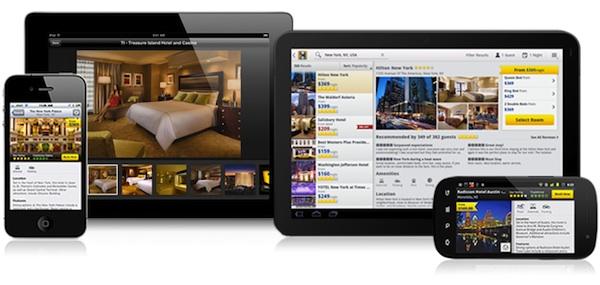 Expedia Hotels Android iOS Expedia Hotels, una excelente aplicación para reservar hoteles