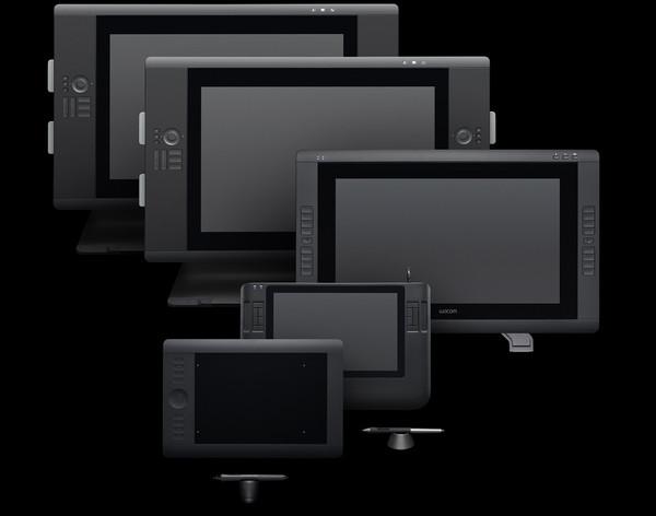 Nuevas Cintiq 24HD Touch y Cintiq 22HD de Wacom pronto disponibles en Latinoamérica - FamilyCintiq