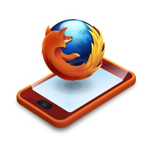 Mozilla publica la beta e imágenes de Firefox OS - Firefox-OS-mobile