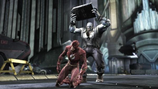Nuevo tráiler de Injustice: Gods Amoung Us con 15 minutos de duración - Injustice-game