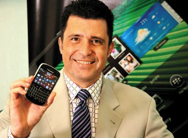 El Director de RIM México nos habla sobre la situación actual que atraviesa la empresa de tecnología