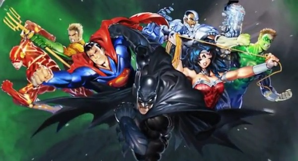 Nuevo juego de Justice League llegará pronto al iPhone - Juego-Justice-League-iOS