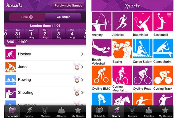Consultar resultados de las Olimpiadas Londres 2012 desde tu smartphone - London-2012-official-results