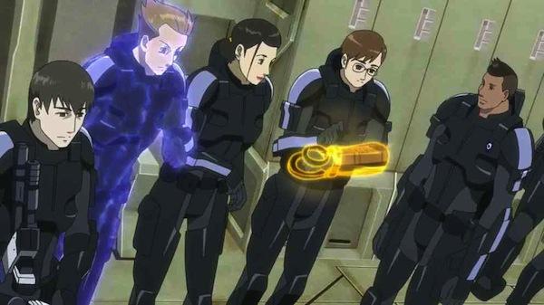 Primer tráiler de la serie animada Mass Effect: Paragon Lost es presentada en el Comic Con 2012