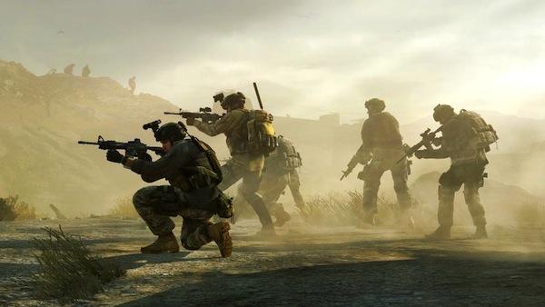 EA publica un espectacular tráiler del modo multiplayer de Medal of Honor: Warfighter