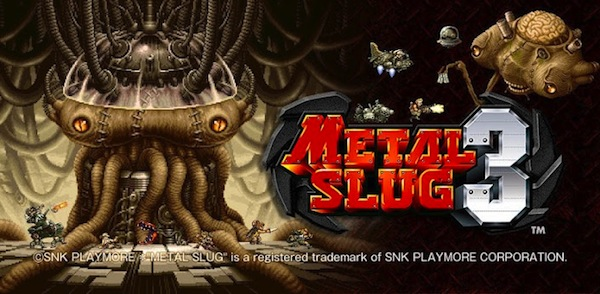 Metal Slug 3 para iOS y Android es presentado por SNK Playmore