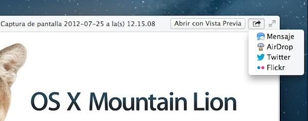 Mountain lion social OS X 10.8 Mountain Lion, uno de los mejores sistemas operativos de Apple [Reseña]