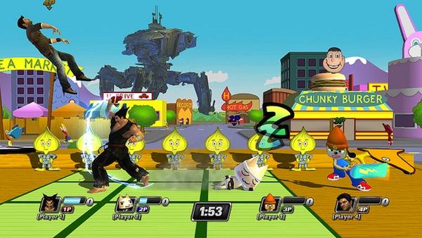 Heihachi Mishima y Toro Inoue son los nuevos personajes de PlayStation All-Stars Battle Royale - PlayStation-All-Stars-Battle-Royale