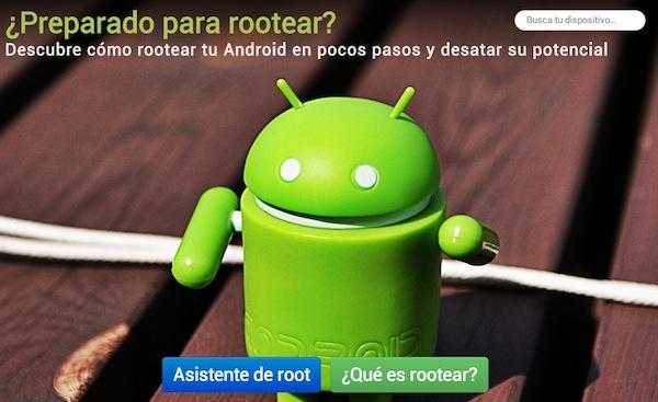 Ready2Root, el sitio que te ayudará a rootear tu Android - Rootear-android