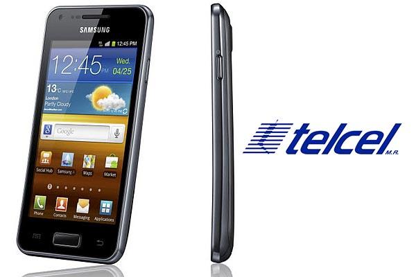 Samsung Galaxy S Advance es presentado por Samsung - Samsung-galaxy-s-advance-telcel