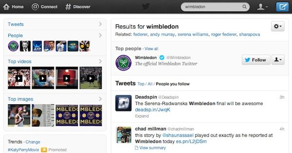 Twitter mejora su buscador en la web con autocompletado - Twitter-buscador