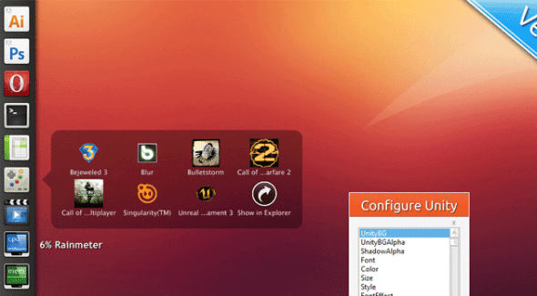 Apps para personalizar tu computadora - Unity-590x325