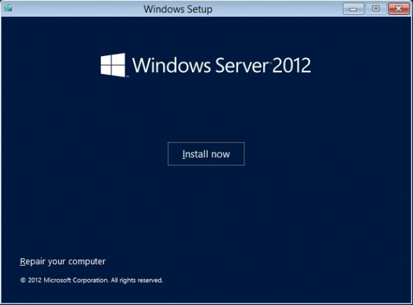 WindowsServer2012 590x436 RC de Windows Servers 2012 Essentials está disponible para descarga