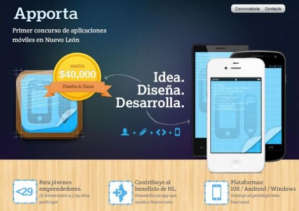 Apporta, ¿cómo mejorarías Nuevo León con una apliación móvil? - apporta-590x417