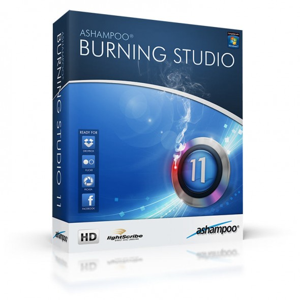 ashampoo burning studio 590x590 Apps para grabar CDs y DVDs en Windows y Mac