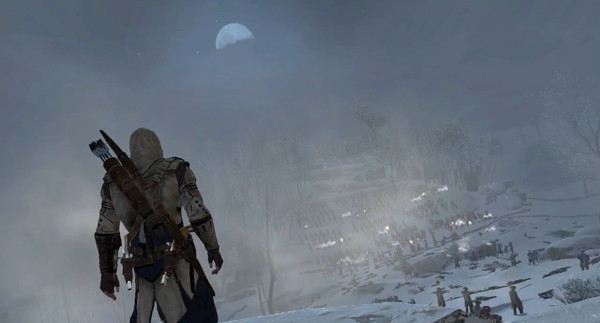 assassins creed 3 Assassins Creed III nos muestra su Independence Trailer