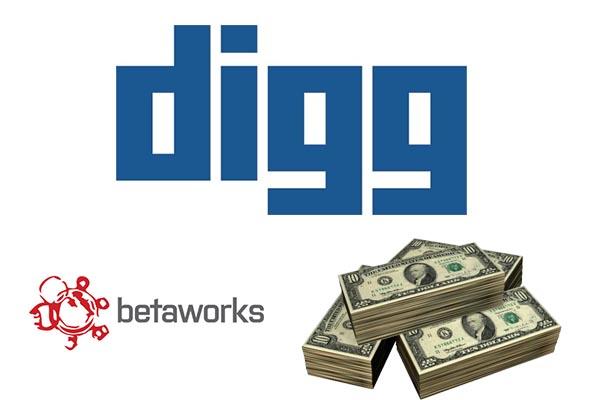 Digg es comprado por más de 500 mil dólares por Betaworks - betaworks-compra-digg