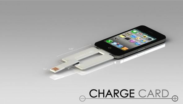 Carga y sincroniza tu smartphone con una tarjeta - charge-card-590x336