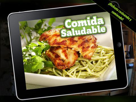 Prepara saludables platillos con la ayuda de tu iPad y Comida Saludable HD - comida-saludable-hd