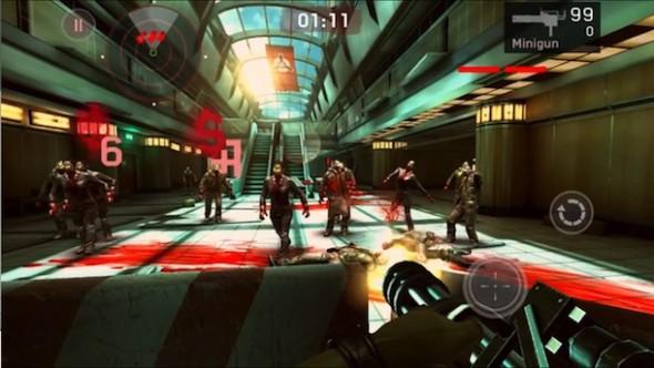 El juego Dead Trigger será gratuito para Android debido a la gran cantidad de descargas ilegales - dead-trigger-590x332