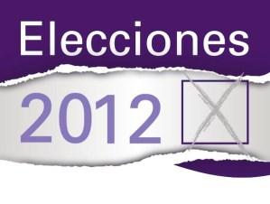 Consultar resultados de las elecciones 2012 en vivo desde tu sitio web