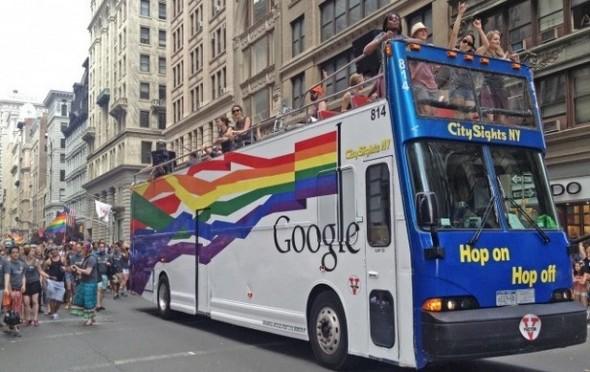 Google lanza la campaña Legalize Love para apoyar el respeto a la comunidad LGBT - gayglers-590x372
