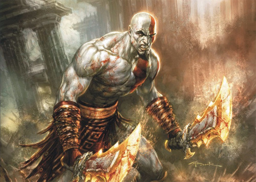 Guionistas de Saw estarían a cargo del guión de God of War - god-of-war-