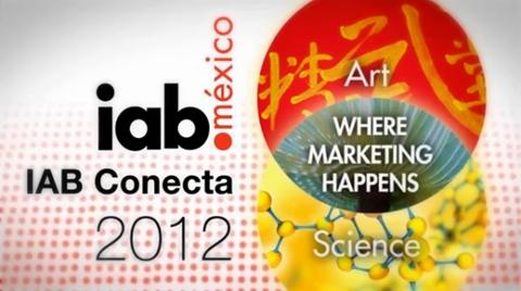 iab conecta mexico 2012 IAB Conecta 2012, presenta a sus protagonistas en la industria publicitaria