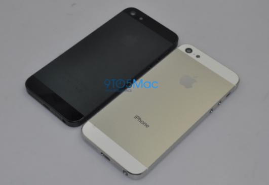 iphone 5 590x407 Apple estaría presentando el iPhone 5 el 12 de Septiembre