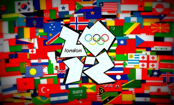 juegos olimpicos londres wallpaper 590x358 Wallpapers de los Juegos Olímpicos Londres 2012