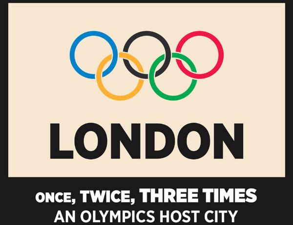 london 2012 Datos interesantes de los terceros Juegos Olímpicos celebrados en Londres [Infografía]