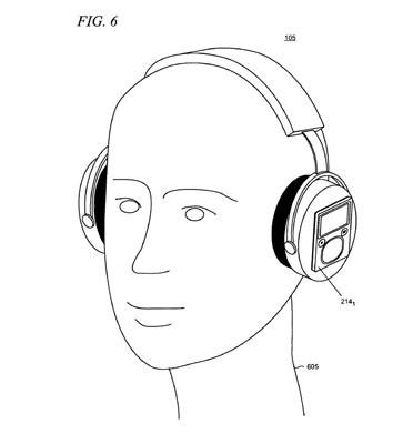 Microsoft patenta un diseño de auriculares con accesorios ensamblables - microsoft.audifonos