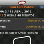 Vive la NASCAR México desde tu BlackBerry - nascar1