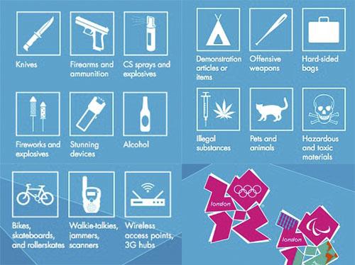Realizar tethering en los Juegos Olímpicos 2012 está prohibido - objetos-prohibidos-juegos-olimpicos-londres-2012