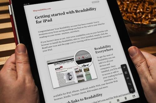 readability ipad photo 1024 3 grandes y útiles servicios para guardar tus enlaces y leerlos después