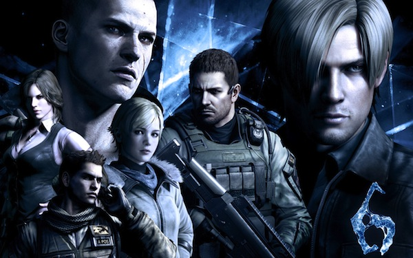 resident evil 6 Otro video con gameplay de Resident Evil 6 y Leon S. Kennedy