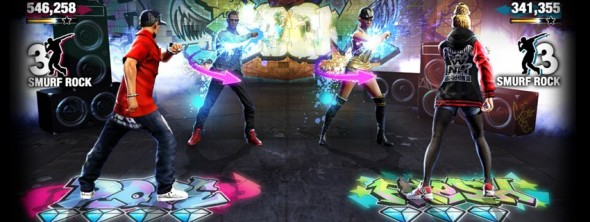 the hip hop dance experience 590x222 Ubisoft anuncia el juego de baile The Hip Hop Dance Experience