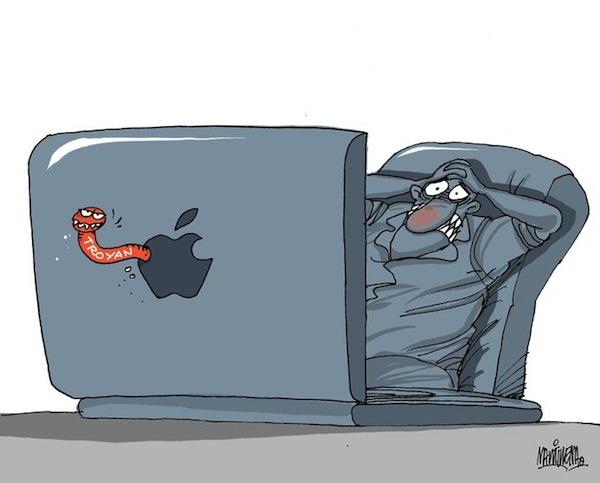 Como eliminar el troyano DNS Changer en una Mac y Pc - troyano-mac-pc