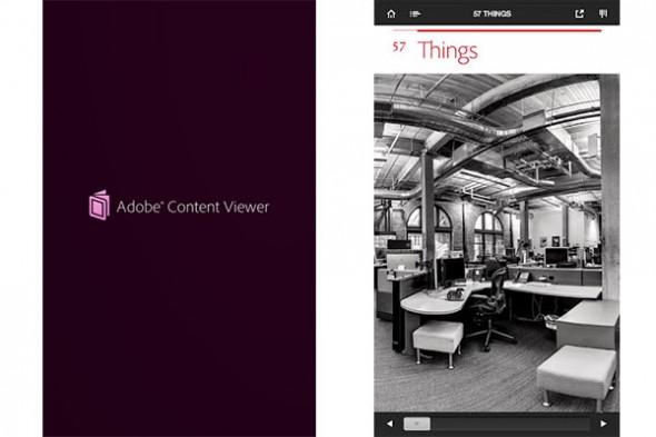 Publica tus creaciones digitales con Adobe Content Viewer - Adobe-Content-Viewer-590x393