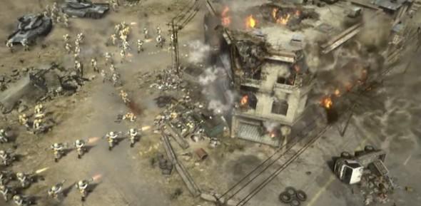 Juego gratuito de Command & Conquer es anunciado por EA - Command-Conquer-free-590x289