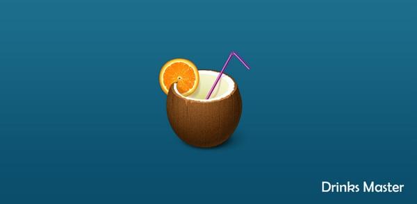 Apps para preparar bebidas desde tu Smartphone - Drinks-master
