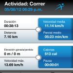 runtastic, genial aplicación para corredores [Reseña]