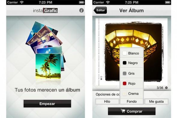 Insta Grafic 590x393 Imprime y guarda tus fotos de Instagram en un álbum con InstaGrafic