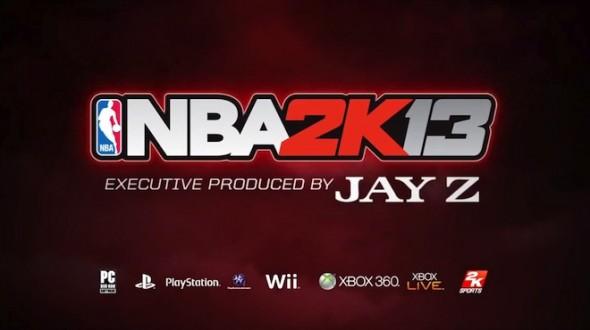El rapero Jay-Z será productor ejecutivo de NBA 2k13 - NBA-2K13-Jay-Z-590x330
