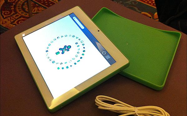 Nuevo OLPC XO-4 sería un tablet y se lanzaría en 2013 - OLPC-4